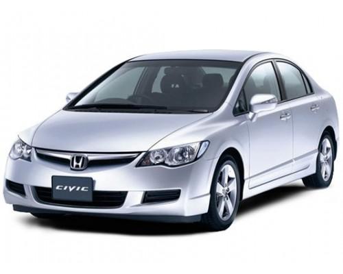 Усиленные пружиныHONDA Civic 4D (2006-2012)