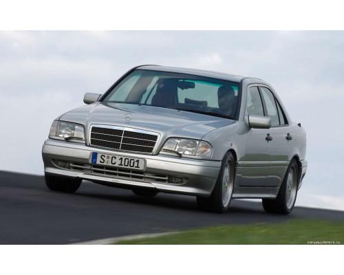 Усиленные пружиныMercedes - Benz C W202 (1993-1996)