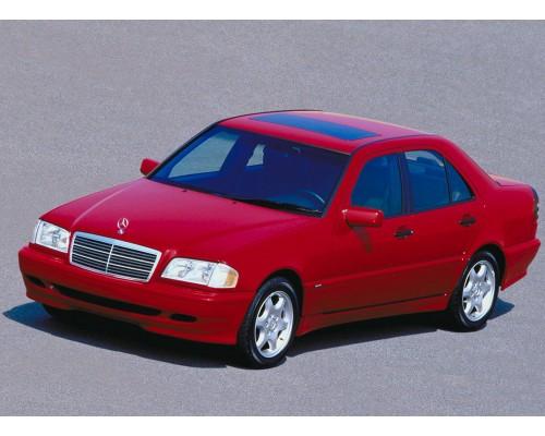 Усиленные пружиныMercedes - Benz C W202 (1996-2001)