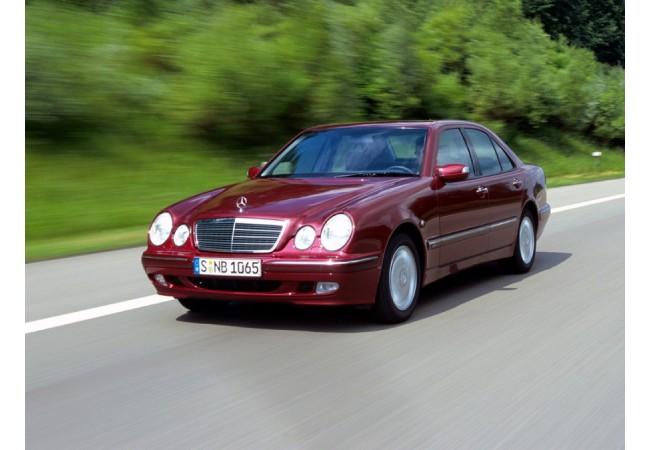 Усиленные пружиныMercedes - Benz E W210 (1995-2003)