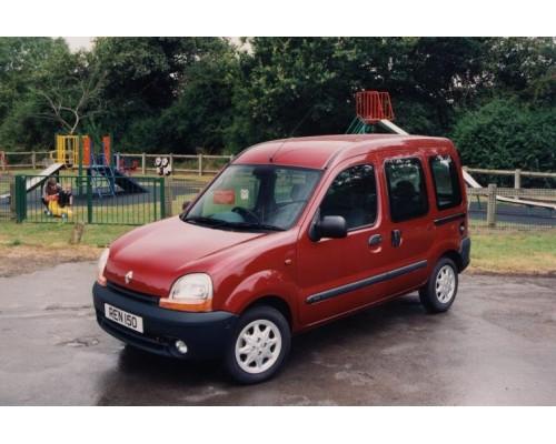 Усиленные пружиныRenaut Kangoo (1998-2008)