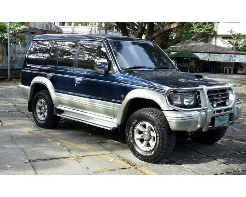 Усиленные пружиныMitsubishi Pajero (1991-2000)
