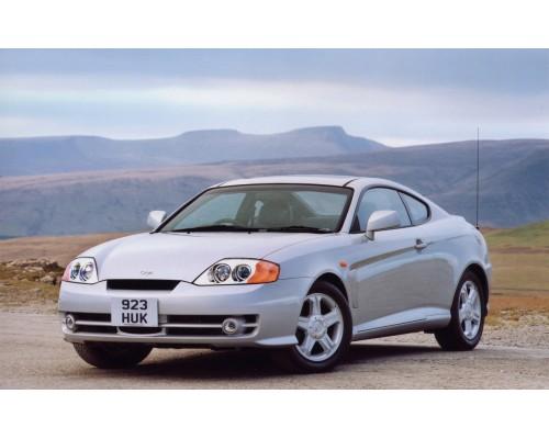 Усиленные пружиныHyundai Coupe (2002-2009)