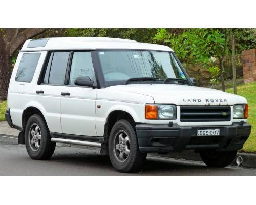 Усиленные пружиныLand Rover Discovery (1998-2004)