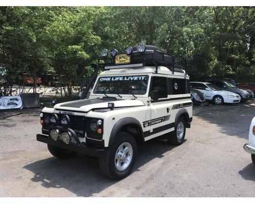 Усиленные пружиныLand Rover Defender 90  (1990-1998)