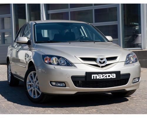 Усиленные пружиныMazda 3 Hatch (2003-2009)
