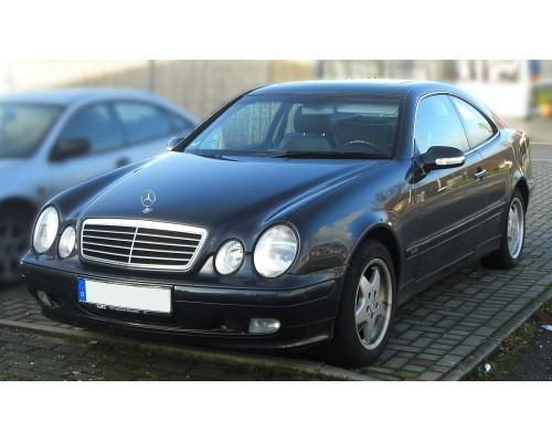 Усиленные пружиныMercedes - Benz CLK (1997-2003)