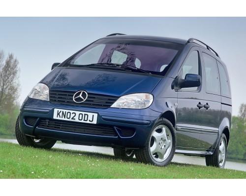Усиленные пружиныMercedes - Benz Vaneo (2002-2005)