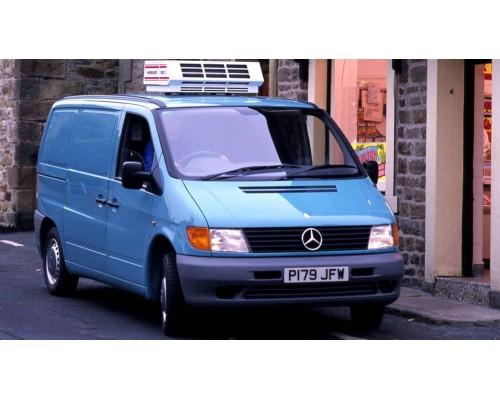 Усиленные пружиныMercedes - Benz Vito 638 (1996-2003)