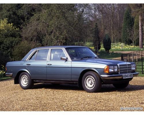 Усиленные пружиныMercedes - Benz 123 (1976-1985)