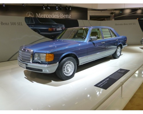 Усиленные пружиныMercedes - Benz 126 (1979-1991)