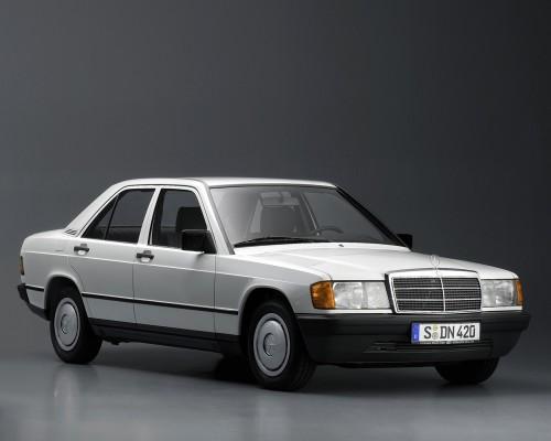 Усиленные пружиныMercedes - Benz 190 (1982-1993)