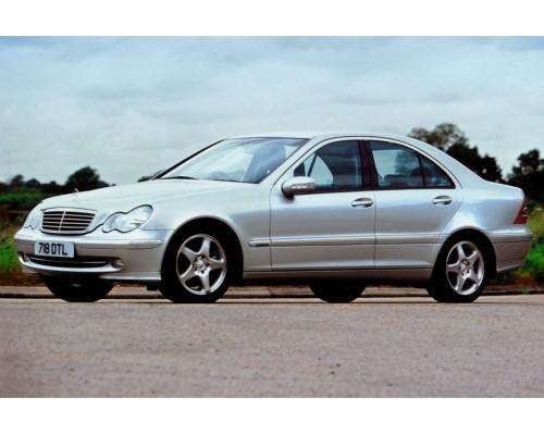 Усиленные пружиныMercedes - Benz C W203 (2000-2007)