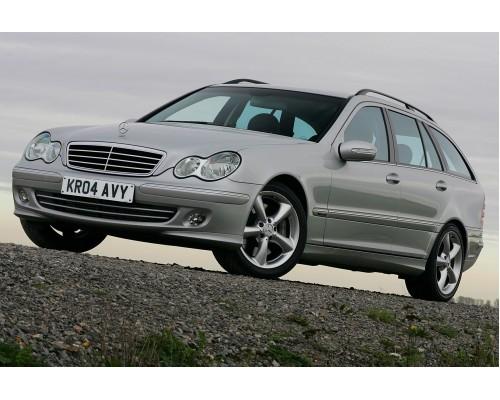 Усиленные пружиныMercedes - Benz C W203 Wagon (2000-2007)