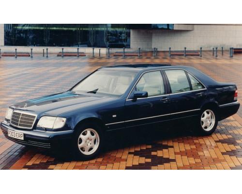 Усиленные пружиныMercedes - Benz W140 S500 S600/Diesel (91-99)
