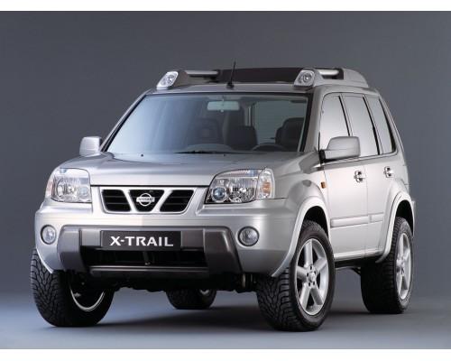 Усиленные пружиныNissan Xtrail T30 (2001-2007)