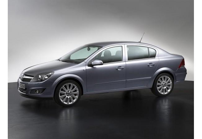 Усиленные пружиныOpel Astra H Sedan (2004-2010)