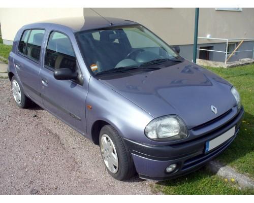 Усиленные пружиныRenaut Clio (1998-2006)