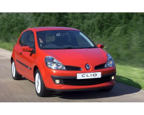 Усиленные пружиныRenaut Clio (2005-2010)
