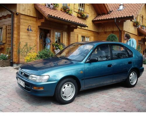 Усиленные пружиныToyota Corolla (1992-1997)