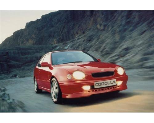 Усиленные пружиныToyota Corolla (1997-2001)