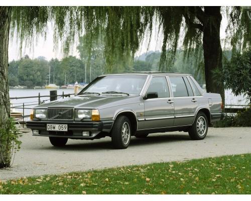 Усиленные пружиныVolvo 760 (1982-1990)